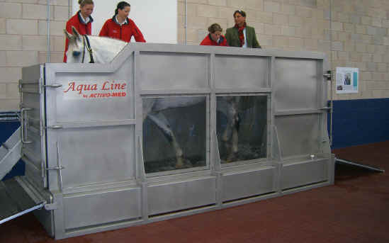Water Treadmill - Moulton College